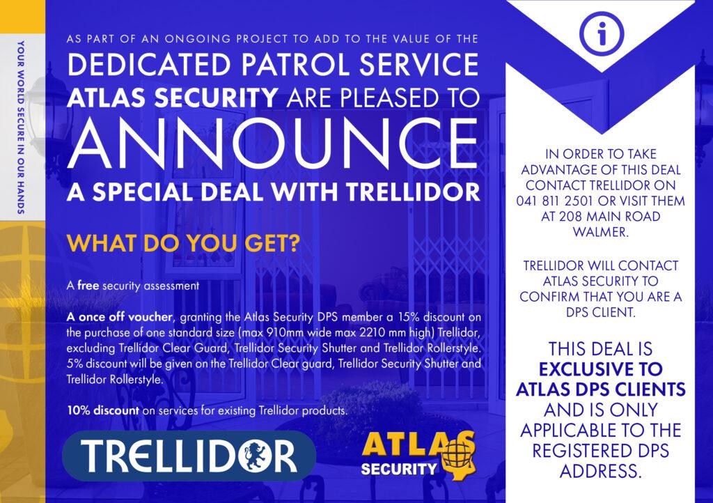Dedicated Patrol Service - Atlas Security